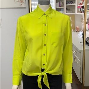 Blouse from Trina Taylor.